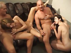 Amateur, Blowjob, Threesome, Blonde