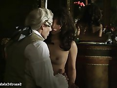 Brunette, Celebrity, Old and Young, Small Tits