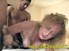 Amateur, Creampie, Group Sex, Interracial