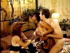 Group Sex, Vintage, Bisexual, Interracial, MILF