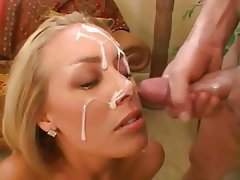 Babe, Blowjob, Close Up, Cumshot, Facial
