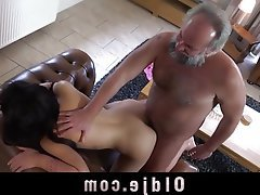 Brunette, Hardcore, Masturbation, Old and Young
