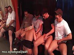 Group Sex, German, Bukkake, Orgy, Anal