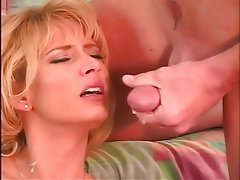 Big Boobs, Blonde, Cumshot, Vintage