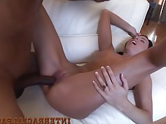 Big Cock, Blonde, Interracial, Black Cock, Black