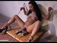 Brunette, Pornstar, BDSM, Pussy, Submissive