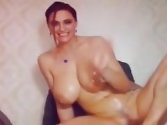 Webcam, Big Boobs, Compilation