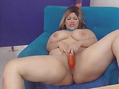 BBW, Big Boobs, Webcam