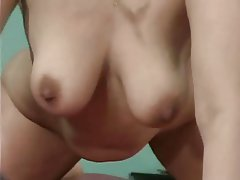 Big Boobs, Blowjob, Creampie, Mature