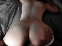 Big Butts, Creampie, Interracial, MILF