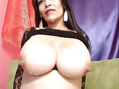 Big Boobs, MILF, Nipples, Webcam