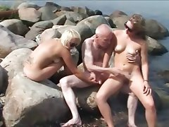 Amateur, Old and Young, Outdoor