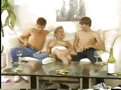 Bisexual, Interracial, Threesome, Vintage