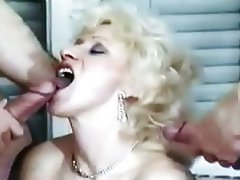 Anal, Big Boobs, Cumshot, Hairy, Threesome